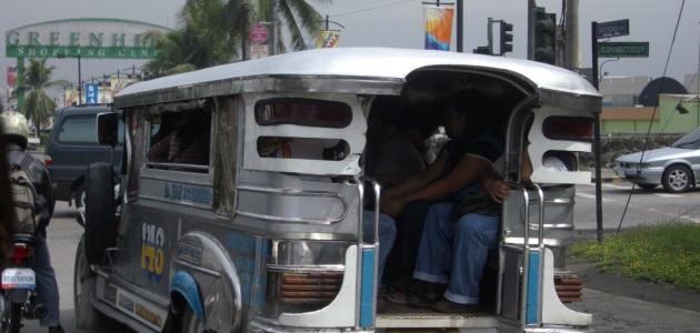 Jeepney_in_Greenhills