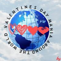 世界のバレンタインデー